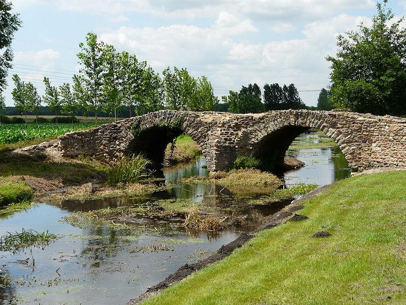Pont gallo romain de la reine blanche